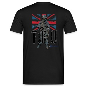 TFU T-Shirt - Black - Men's T-Shirt