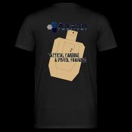 T-Shirts ~ Men's T-Shirt ~ Range Target - T-Shirt