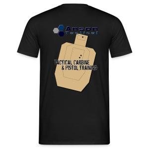 Range Target - T-Shirt - Men's T-Shirt