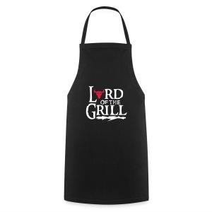 Lord of the Grill (Grillen Shirt) - Kochschürze
