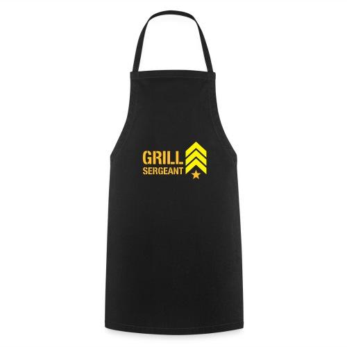 Grillseargant (Grillen Shirt) - Kochschürze