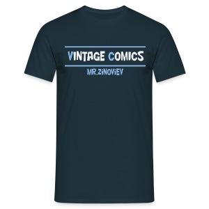 Maglietta Mr.Zinoviev - Maglietta da uomo