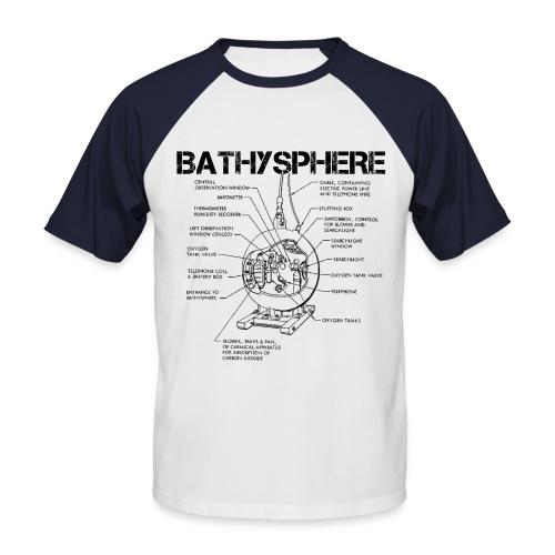 Bathysphere - Men's Baseball T-Shirt