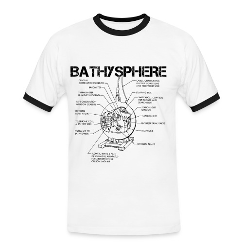 Bathysphere - Men's Ringer Shirt