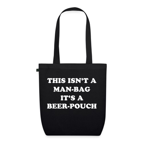 FESTIVAL 'I SWEAR IT'S NOT A MANBAG' BAG - EarthPositive Tote Bag