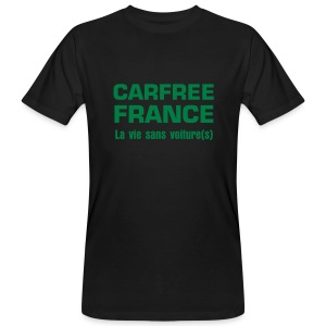 carfree france - T-shirt bio Homme