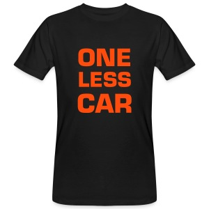 one less car - T-shirt bio Homme