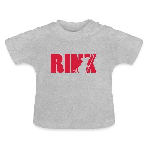 'Rink Rat' Baby T-Shirt - Baby T-Shirt