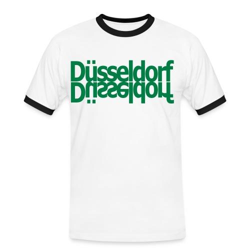Düsseldorf T-Shirts - T-shirt contrasté Homme