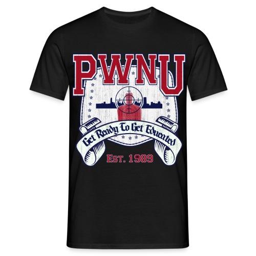 PwnU Black - Men's - Men's T-Shirt