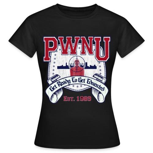 PwnU Black - Women's - Women's T-Shirt