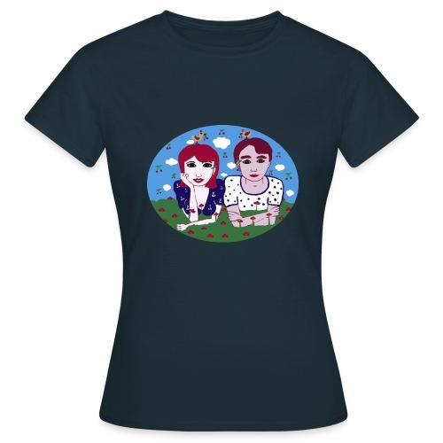 I want the cherry - Frauen T-Shirt