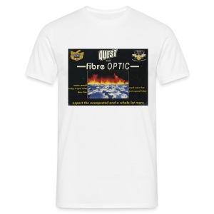 Quest vs Fibre Optic 09/04/93 Flyer - Men's T-Shirt