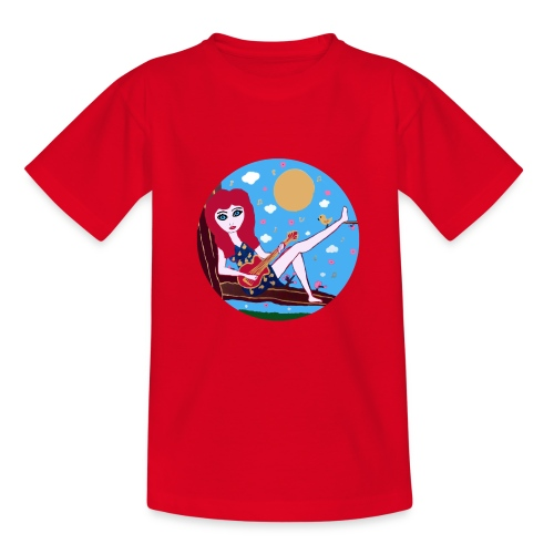 Love´n Music - Teenager T-Shirt