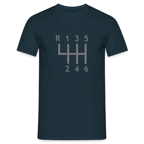 SCHALTUNG - Männer T-Shirt