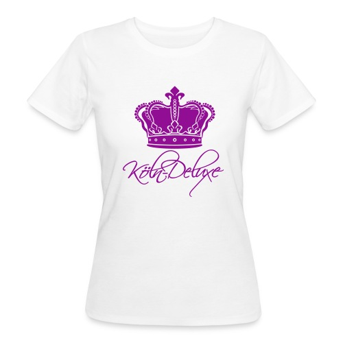K-D T-Shirt klimaneutral Woman - Frauen Bio-T-Shirt