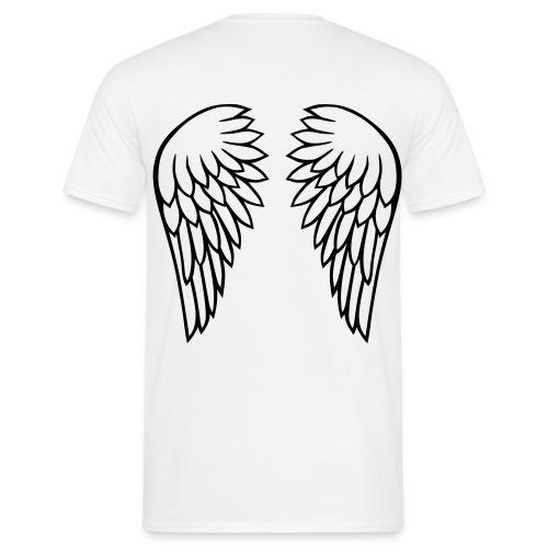 Shuffling - Herre-T-shirt