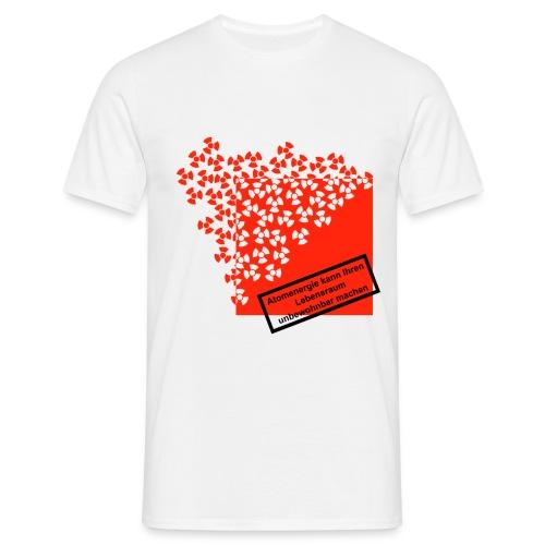 Atomenergie - Männer T-Shirt
