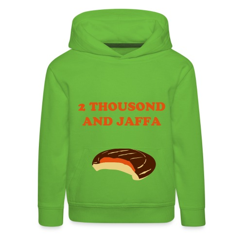 2-thousand-and-jaffa - Kids' Premium Hoodie