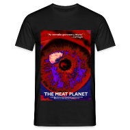 T-Shirts ~ Men's T-Shirt ~ Meat Planet T-shirt
