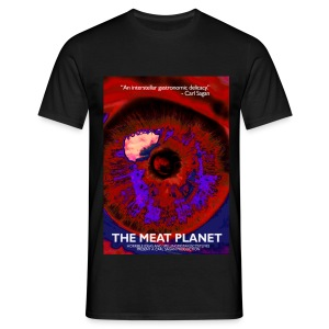 Meat Planet T-shirt - Men's T-Shirt