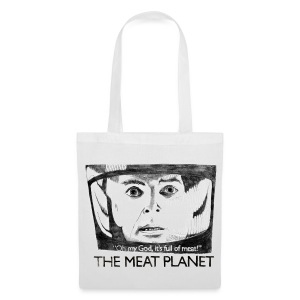 ...It's full of meat! Tote Bag - Tote Bag