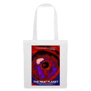Meat Planet Tote Bag - Tote Bag