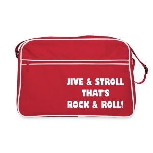 Retro dance shoe bag - Retro Bag