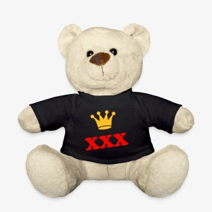 Royal Valentine's Bear Hug!  - Teddy Bear