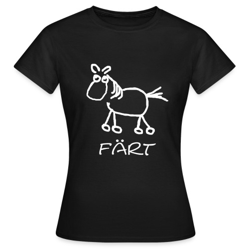 TS Färt women - Frauen T-Shirt