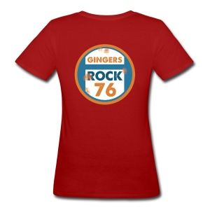 Gingers Rock - Women's Organic T-shirt