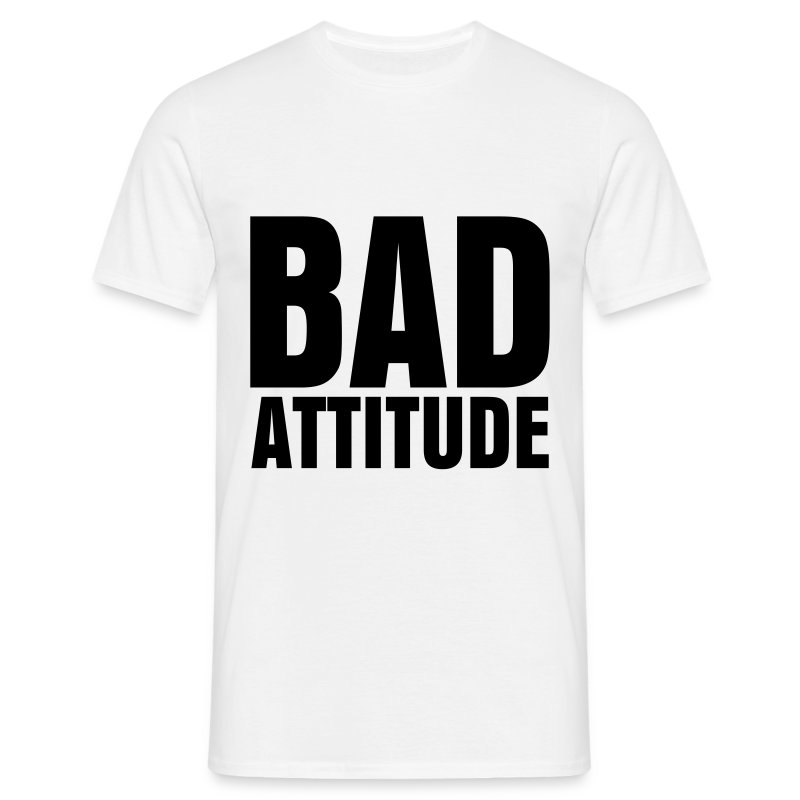 glee born this way bad attitude (M) - Men's T-Shirt