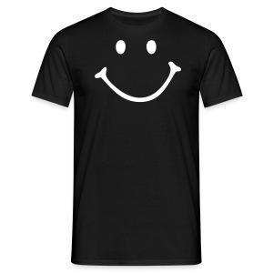 Camiseta feliz hombre - Camiseta hombre