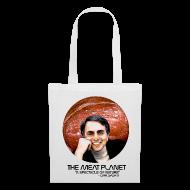 Bags & Backpacks ~ Tote Bag ~ The Meat Planet Tote Bag