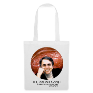 Bags & Backpacks ~ Tote Bag ~ The Meat Planet Tote Bag