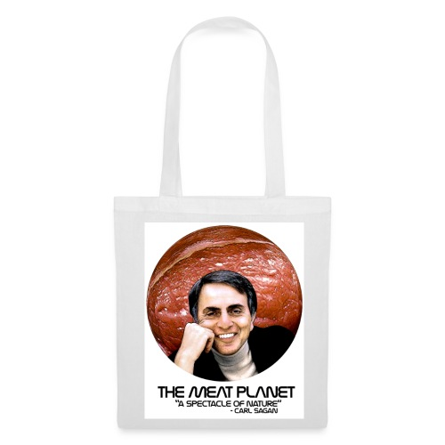 The Meat Planet Tote Bag - Tote Bag