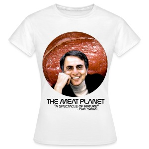 The Meat Planet Women's T-shirt - Women's T-Shirt