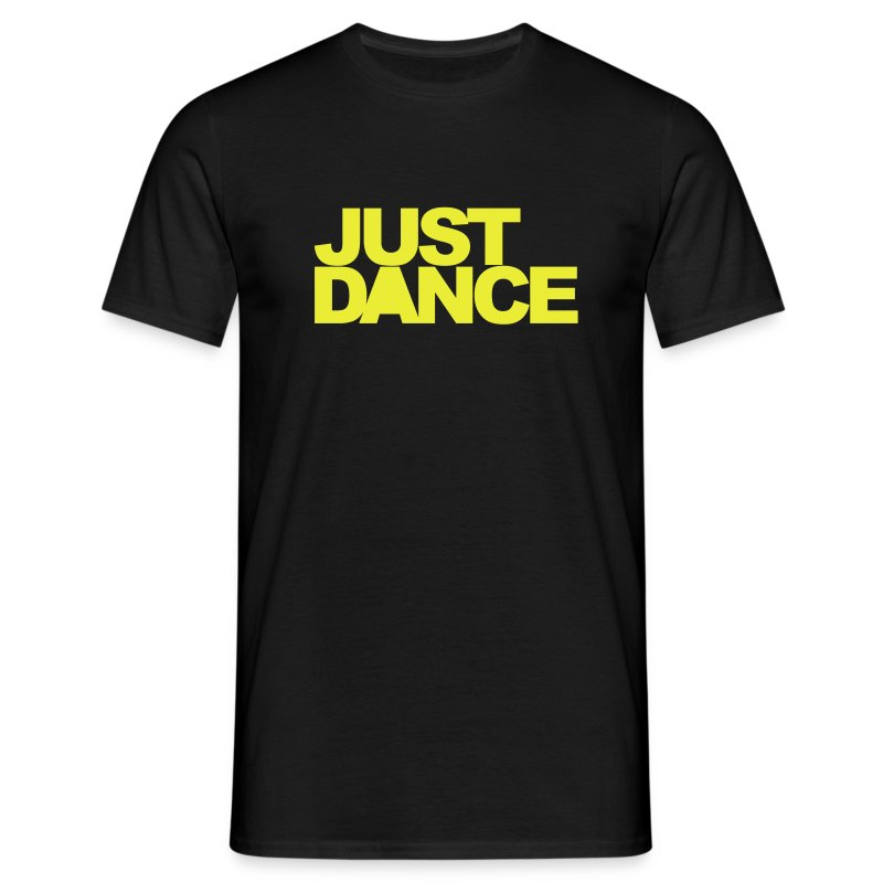 Just Dance - Männer T-Shirt