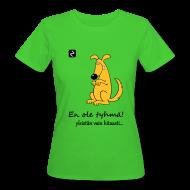 T-paidat ~ Naisten luonnonmukainen t-paita ~ Tuotenumero 16485438