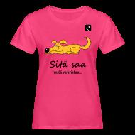 T-paidat ~ Naisten luonnonmukainen t-paita ~ Tuotenumero 16485461