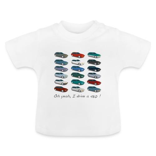 T-Shirt bébé - Colors of 480 - T-shirt Bébé
