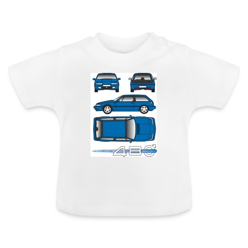 T-shirt bébé Association - T-shirt Bébé
