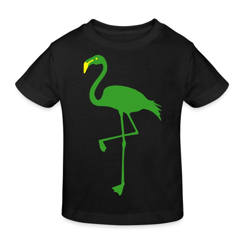 Flamingo - Kinder Bio-T-Shirt