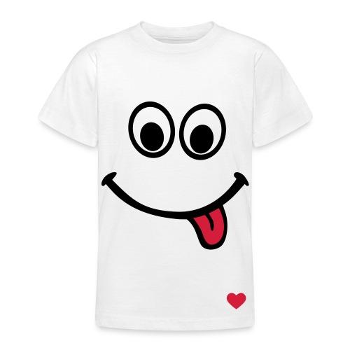 :P - Camiseta adolescente
