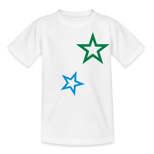 galaxy - Camiseta adolescente