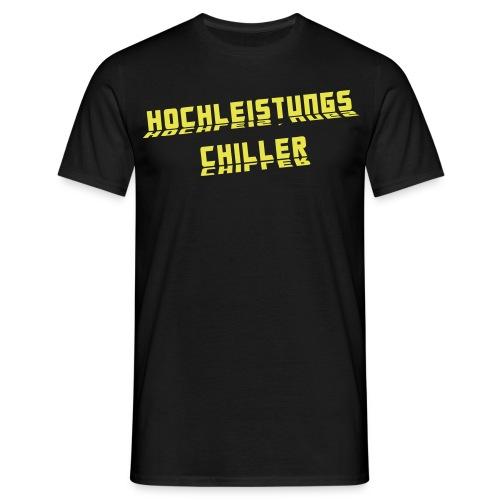 Hochleistungs Chiller - Männer T-Shirt