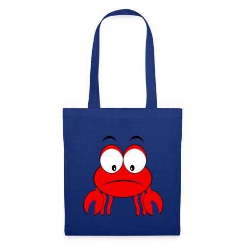 Sac plage crabe - Tote Bag