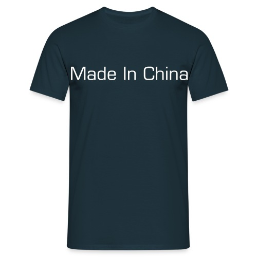 Made In... - Men's T-Shirt