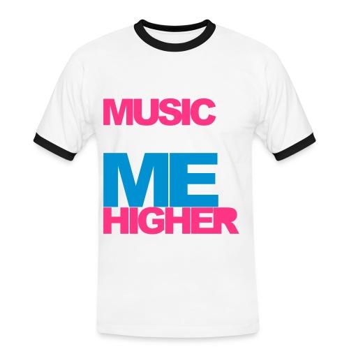 Ed's MTMH Shirt - Mannen contrastshirt