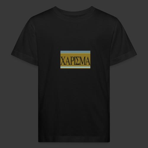 CHARISMA - Kids' Organic T-Shirt